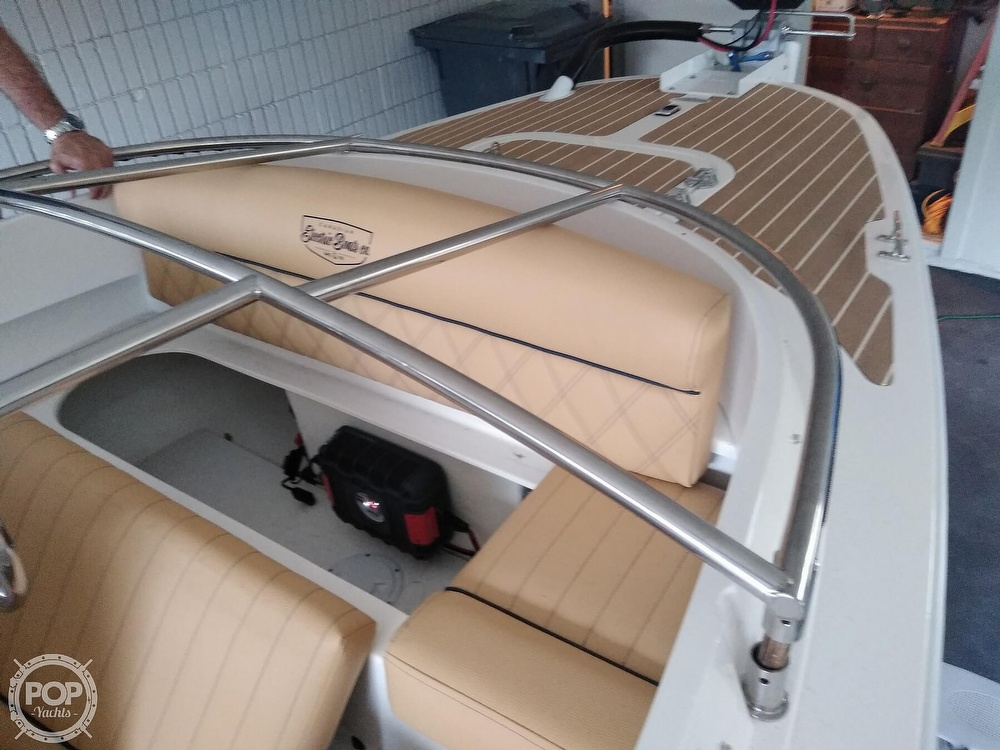 2020 Canadian Electric boat for sale, model of the boat is 217 Fantail & Image # 13 of 37