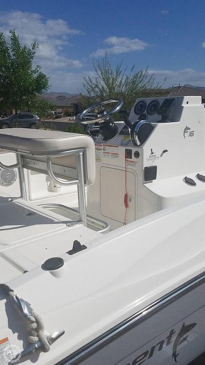 2017 Bayliner boat for sale, model of the boat is Element F16 & Image # 2 of 7