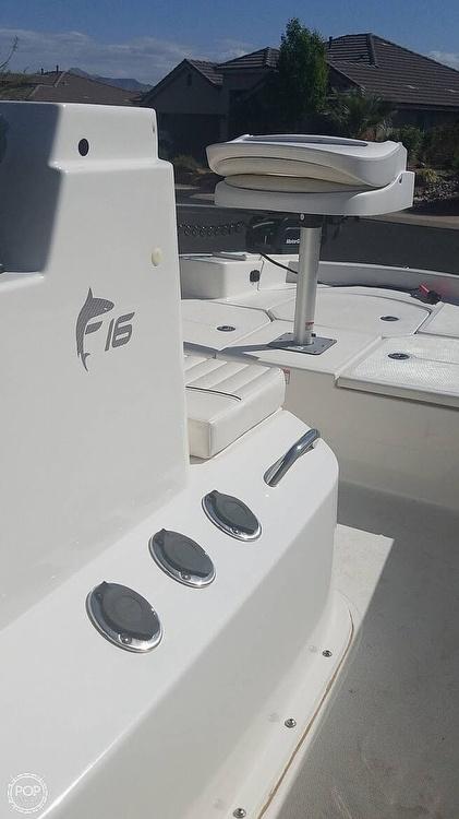 2017 Bayliner boat for sale, model of the boat is Element F16 & Image # 5 of 7