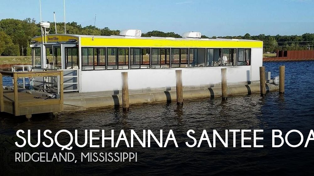 Used Boats For Sale in Mississippi by owner | 1999 Susquehanna Santee Boatwo 49