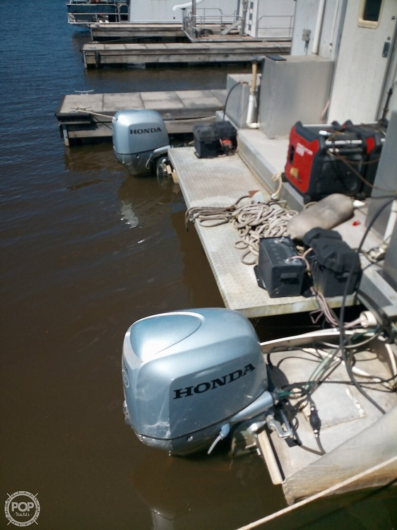 1999 Susquehanna Santee Boatworks boat for sale, model of the boat is 49 & Image # 4 of 14
