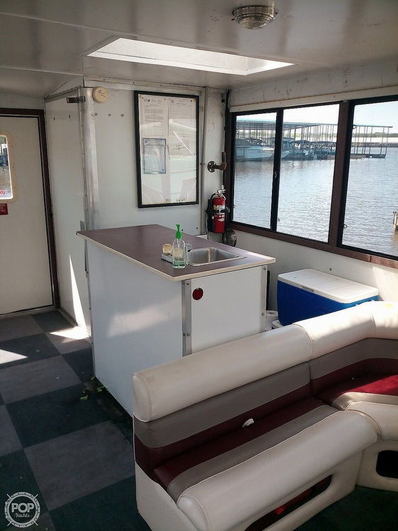 1999 Susquehanna Santee Boatworks boat for sale, model of the boat is 49 & Image # 12 of 14
