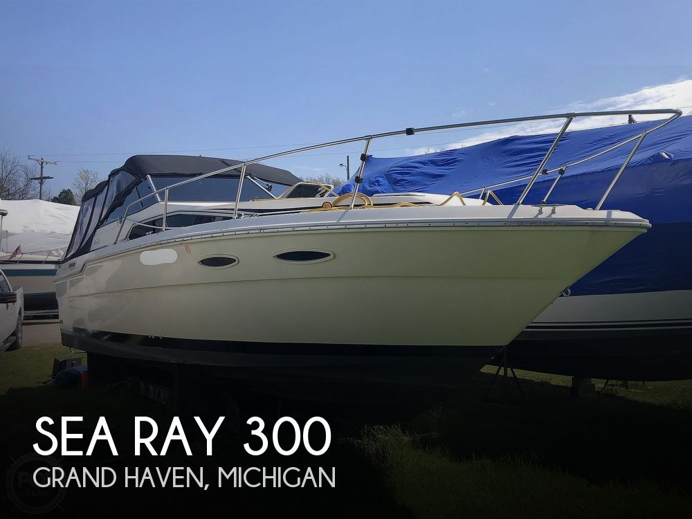 Used Sea Ray Weekender Boats For Sale by owner | 1986 Sea Ray Weekender 300