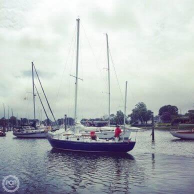 1973 Vineyard Boatworks Vixen