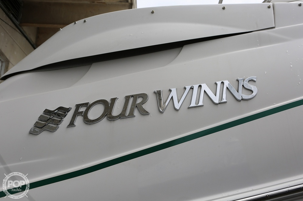 2007 Four Winns boat for sale, model of the boat is 278 Vista & Image # 5 of 40