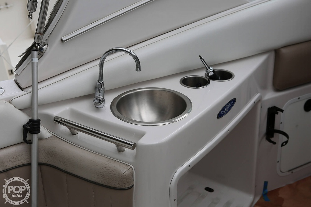 2007 Four Winns boat for sale, model of the boat is 278 Vista & Image # 9 of 40