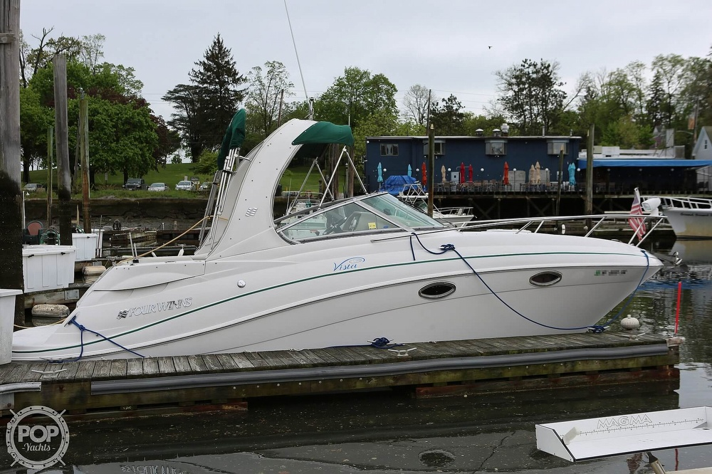2007 Four Winns boat for sale, model of the boat is 278 Vista & Image # 22 of 40