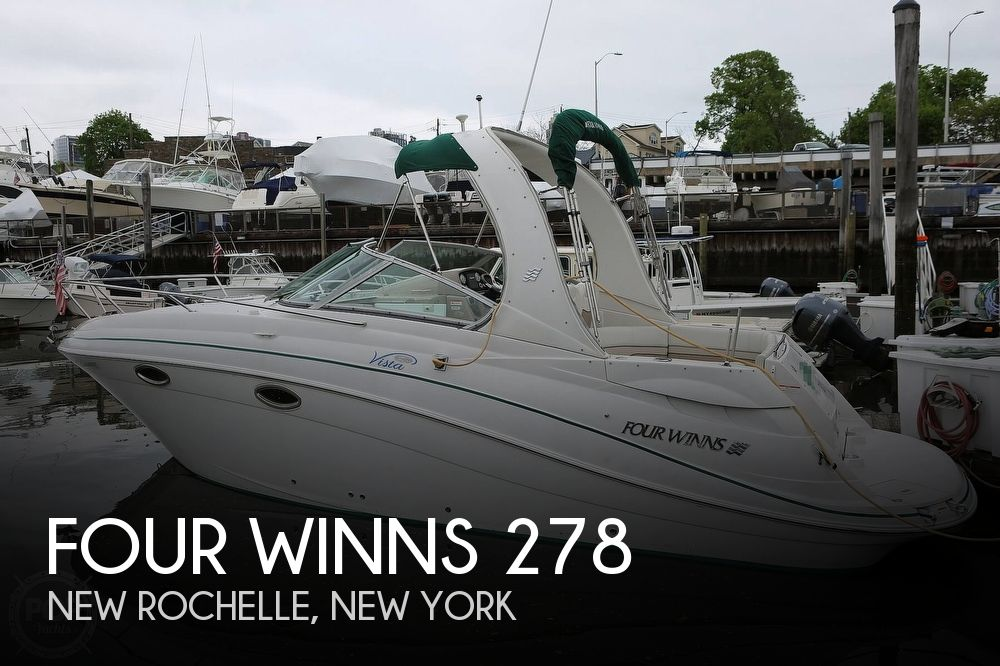 2007 Four Winns boat for sale, model of the boat is 278 Vista & Image # 1 of 40