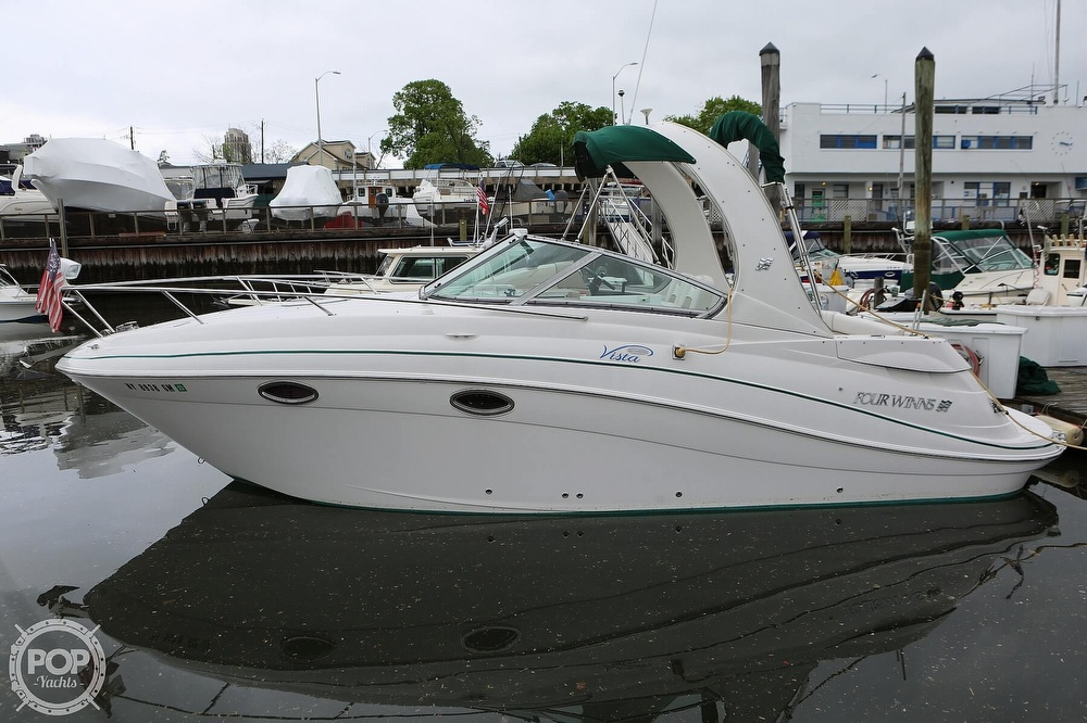 2007 Four Winns boat for sale, model of the boat is 278 Vista & Image # 23 of 40