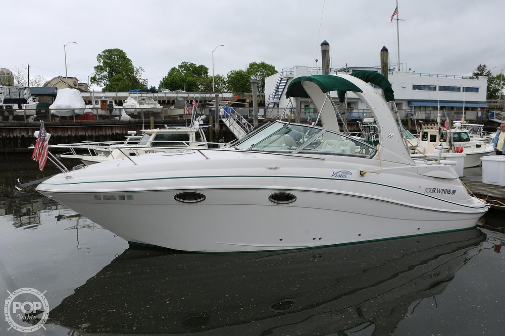 2007 Four Winns boat for sale, model of the boat is 278 Vista & Image # 24 of 40