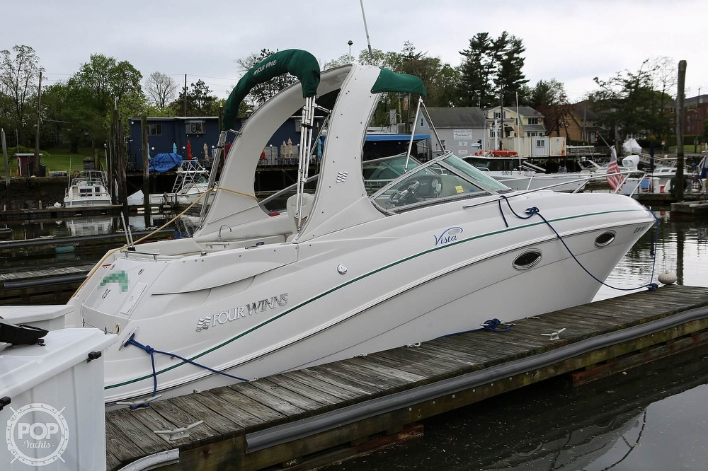 2007 Four Winns boat for sale, model of the boat is 278 Vista & Image # 25 of 40