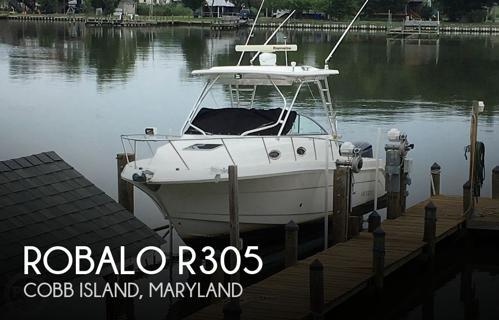 Used Boats For Sale in Richmond, Virginia by owner | 2008 Robalo R305