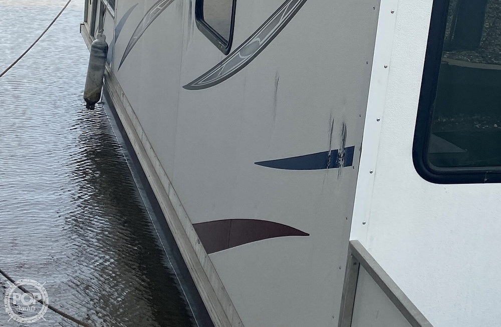 1986 Starcraft boat for sale, model of the boat is 28' Custom Houseboat Rebuilt in 2016 & Image # 15 of 40