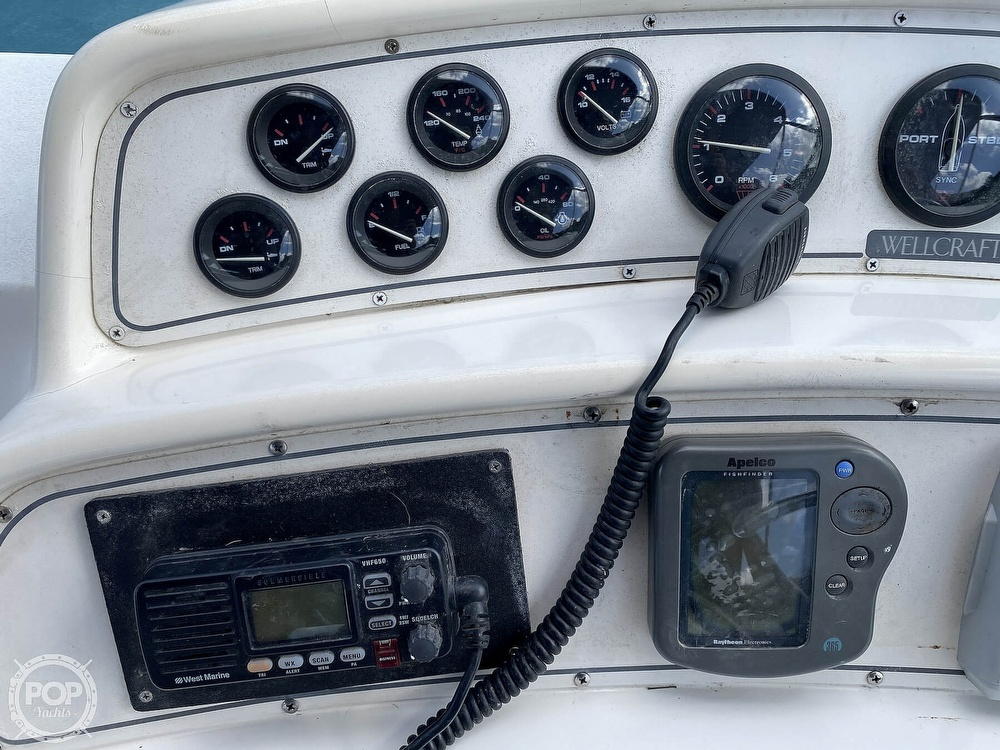 1995 Wellcraft boat for sale, model of the boat is 3200 Martinique & Image # 16 of 40