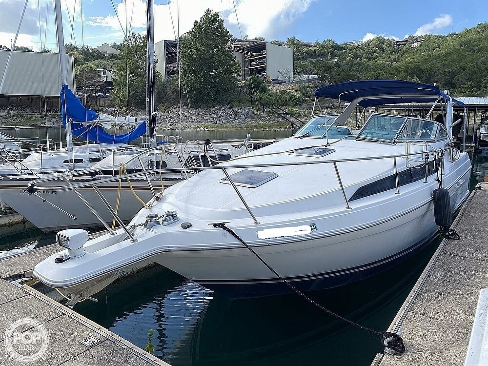 1995 Wellcraft boat for sale, model of the boat is 3200 Martinique & Image # 3 of 40