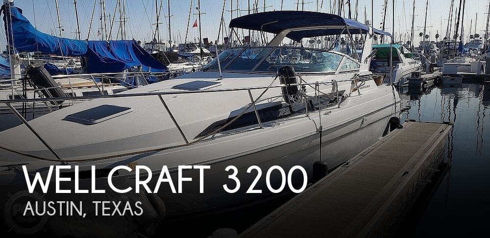 1995 Wellcraft boat for sale, model of the boat is 3200 Martinique & Image # 1 of 40