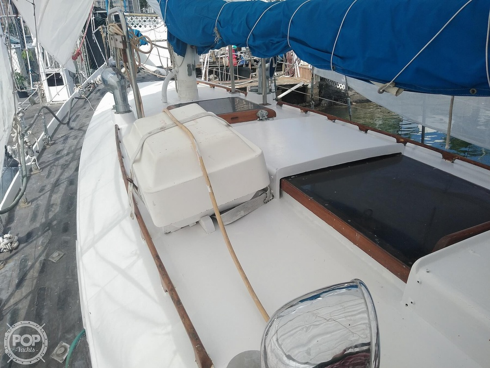 1974 Cheoy Lee boat for sale, model of the boat is 47 Offshore & Image # 28 of 40