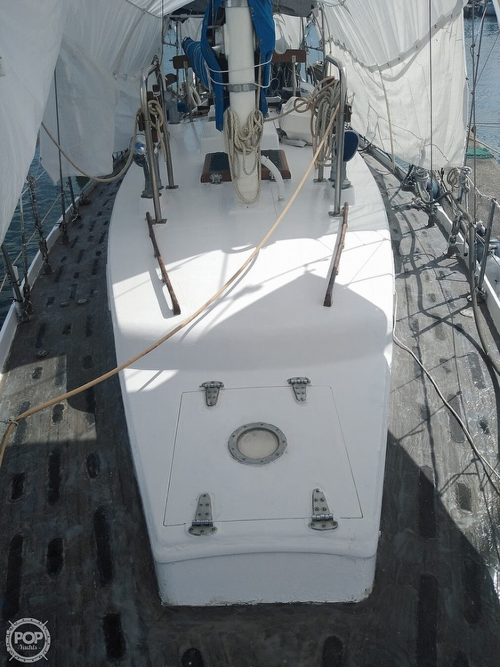 1974 Cheoy Lee boat for sale, model of the boat is 47 Offshore & Image # 30 of 40