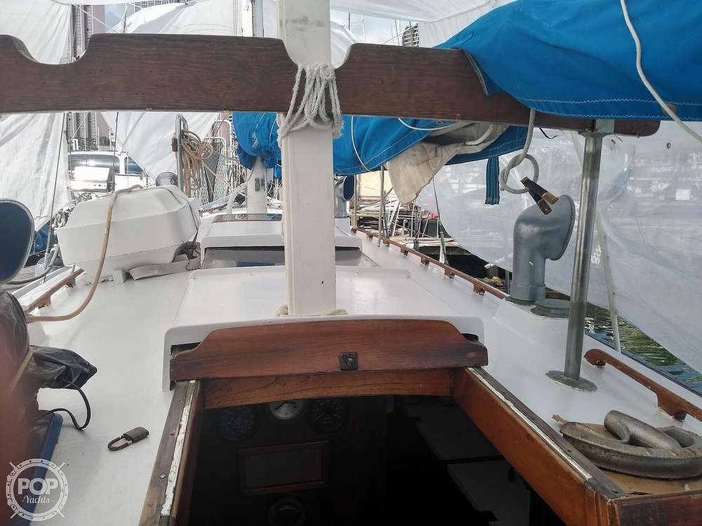 1974 Cheoy Lee boat for sale, model of the boat is 47 Offshore & Image # 31 of 40