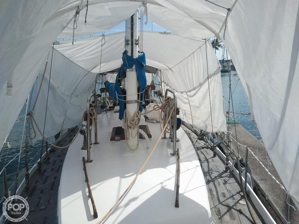 1974 Cheoy Lee boat for sale, model of the boat is 47 Offshore & Image # 33 of 40