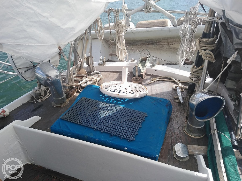 1974 Cheoy Lee boat for sale, model of the boat is 47 Offshore & Image # 37 of 40