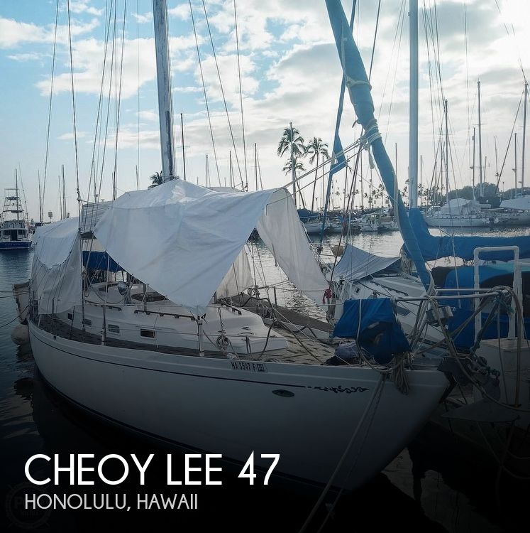 Used Cheoy Lee Boats For Sale by owner | 1974 Cheoy Lee 47 Offshore