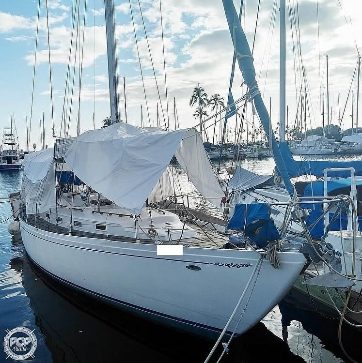 1974 Cheoy Lee boat for sale, model of the boat is 47 Offshore & Image # 25 of 40