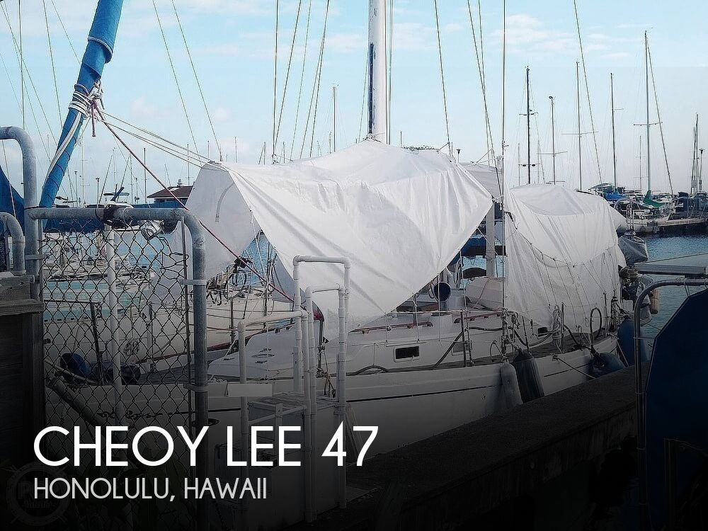 1974 Cheoy Lee boat for sale, model of the boat is 47 Offshore & Image # 1 of 40