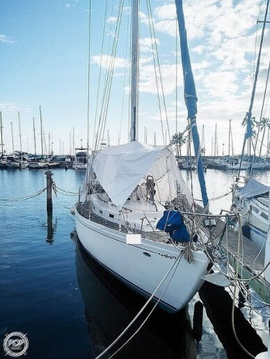 Cheoy Lee 47 Offshore, 47, for sale - $32,500