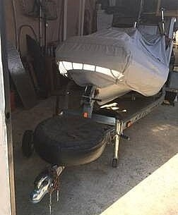 2008 AB Inflatables boat for sale, model of the boat is 15 & Image # 4 of 19