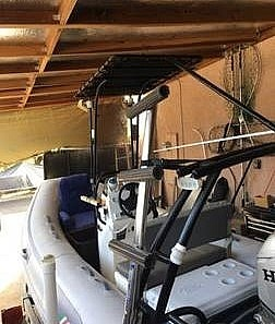 2008 AB Inflatables boat for sale, model of the boat is 15 & Image # 13 of 19