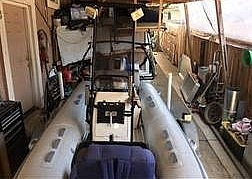 2008 AB Inflatables boat for sale, model of the boat is 15 & Image # 14 of 19
