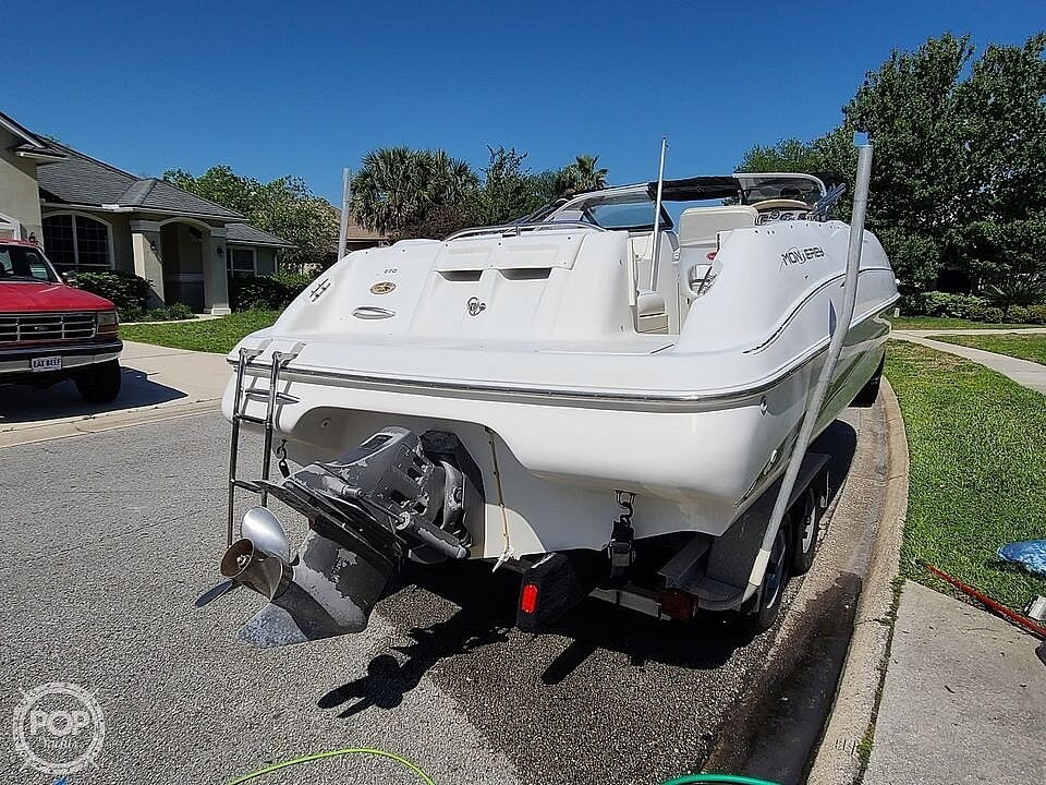 2000 Monterey boat for sale, model of the boat is 220 Explorer Sport & Image # 2 of 40