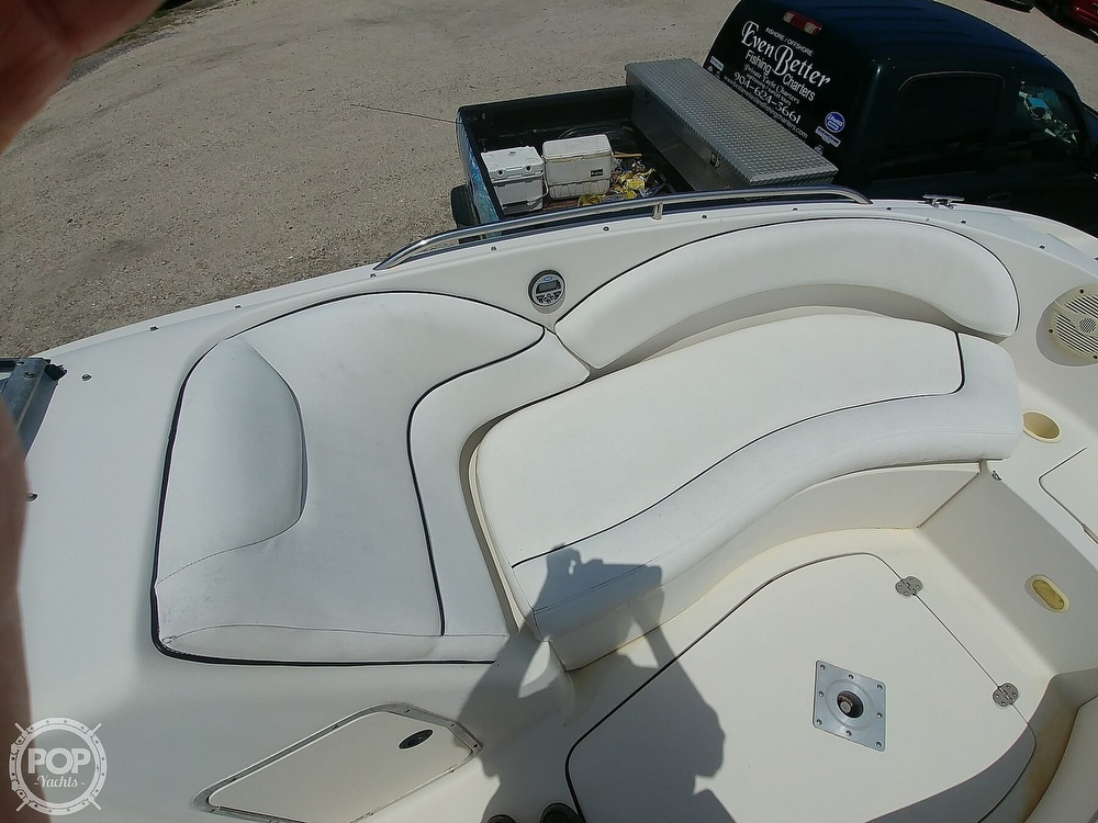 2000 Monterey boat for sale, model of the boat is 220 Explorer Sport & Image # 21 of 40