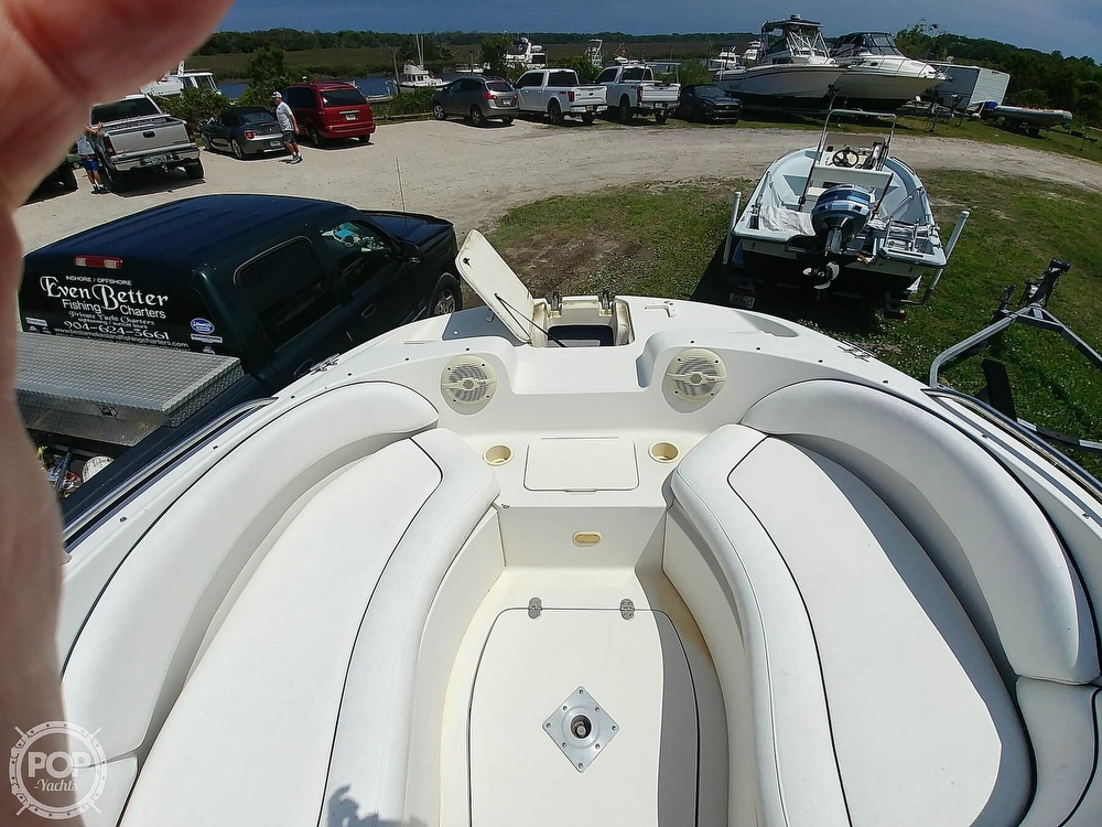 2000 Monterey boat for sale, model of the boat is 220 Explorer Sport & Image # 22 of 40