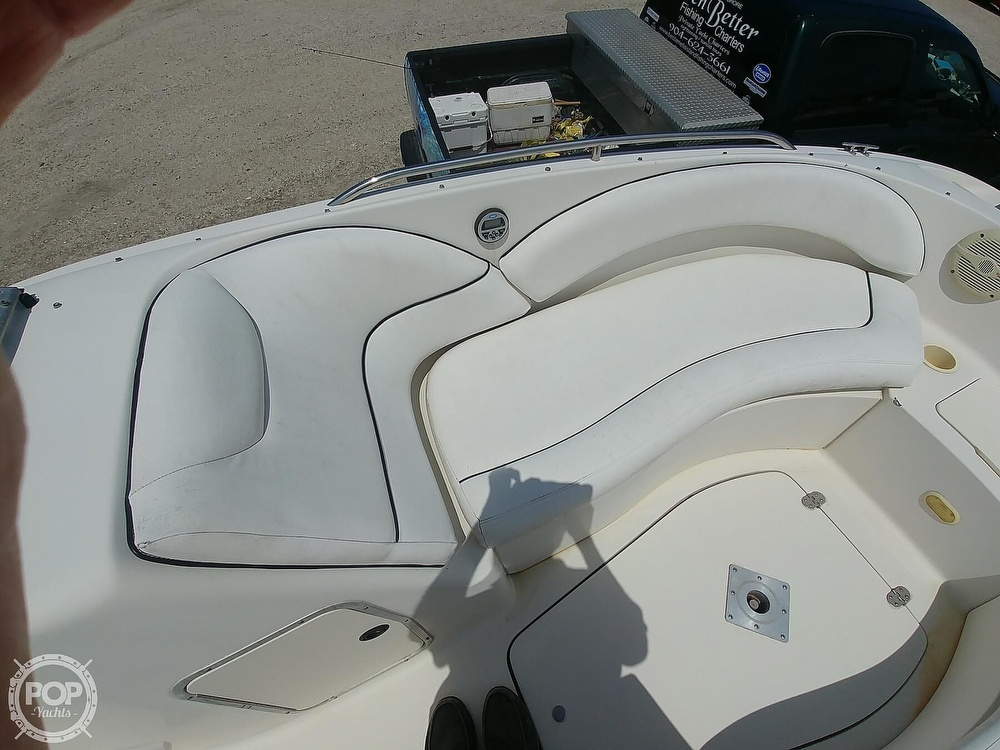 2000 Monterey boat for sale, model of the boat is 220 Explorer Sport & Image # 23 of 40