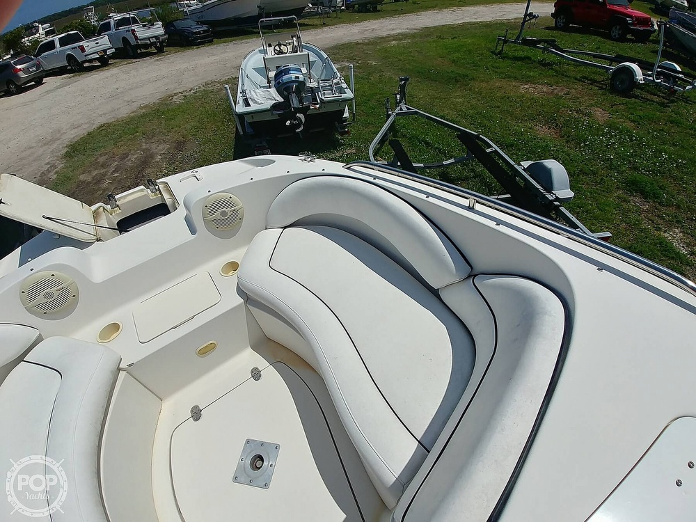 2000 Monterey boat for sale, model of the boat is 220 Explorer Sport & Image # 24 of 40