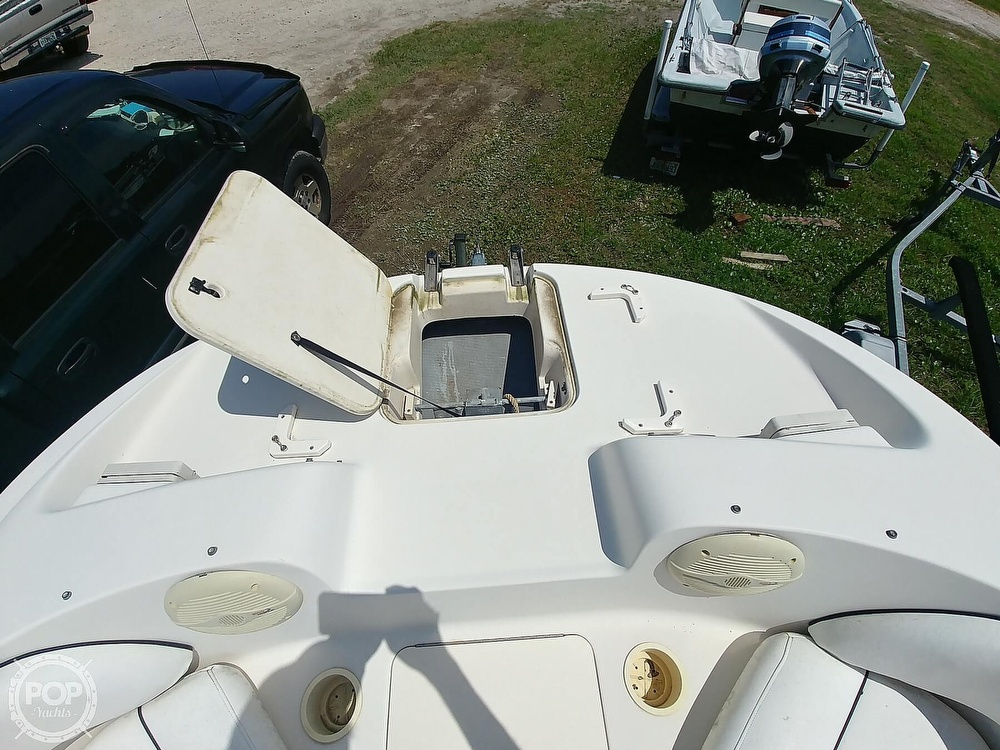 2000 Monterey boat for sale, model of the boat is 220 Explorer Sport & Image # 26 of 40