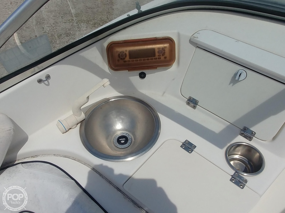 2000 Monterey boat for sale, model of the boat is 220 Explorer Sport & Image # 37 of 40