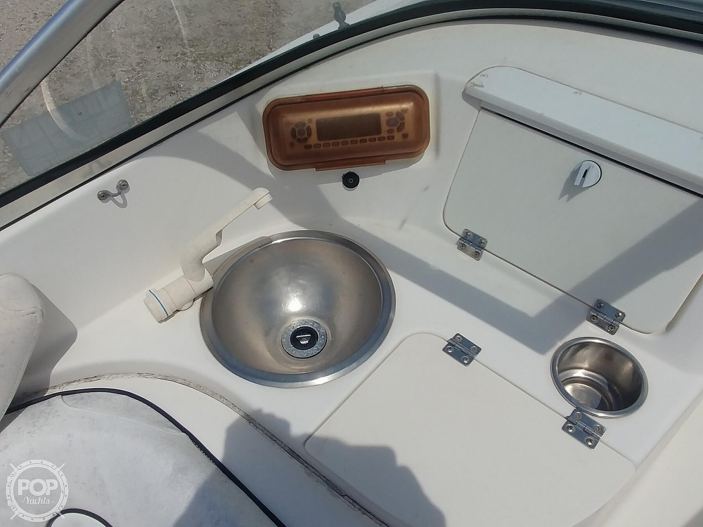 2000 Monterey boat for sale, model of the boat is 220 Explorer Sport & Image # 40 of 40