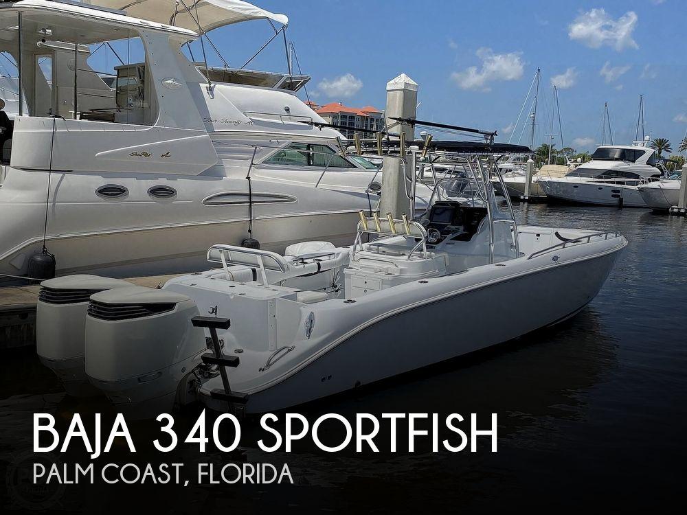 Used Baja Boats For Sale by owner | 2002 Baja 34 Sportfish
