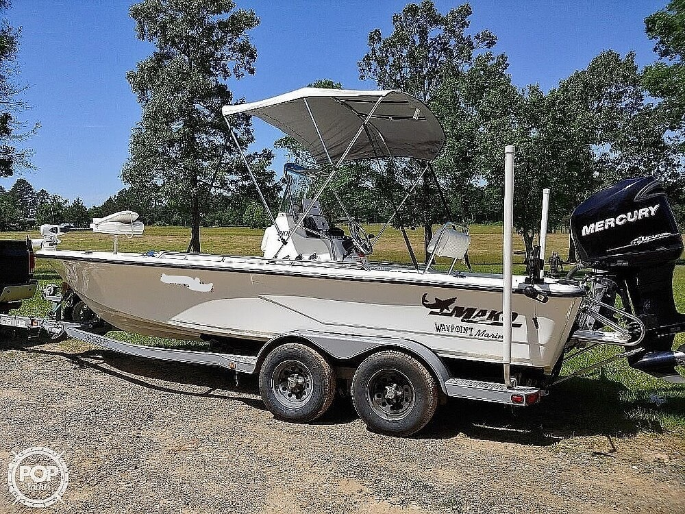 2008 Mako boat for sale, model of the boat is 2101 & Image # 16 of 19
