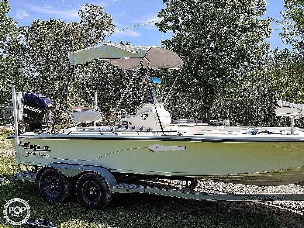 2008 Mako boat for sale, model of the boat is 2101 & Image # 17 of 19