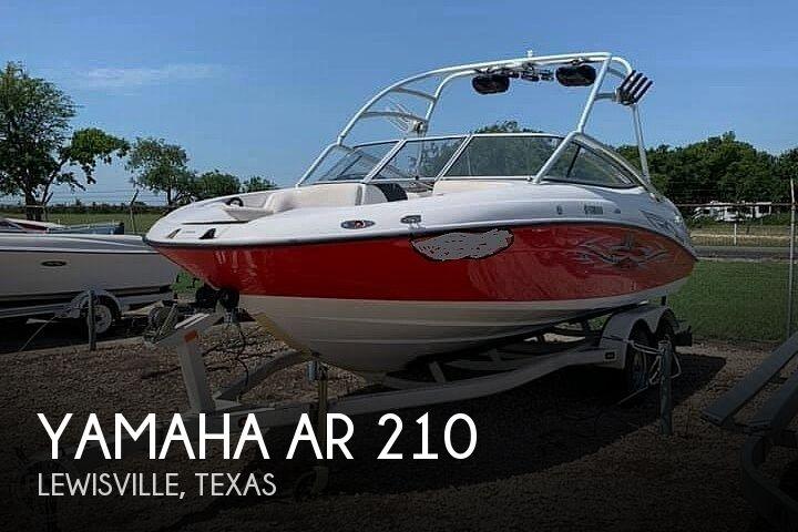 2006 YAMAHA AR 210 for sale