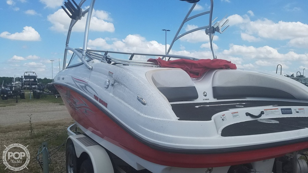 2006 Yamaha boat for sale, model of the boat is AR 210 & Image # 4 of 40