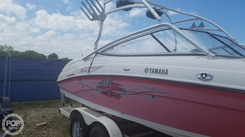 2006 Yamaha boat for sale, model of the boat is AR 210 & Image # 7 of 40