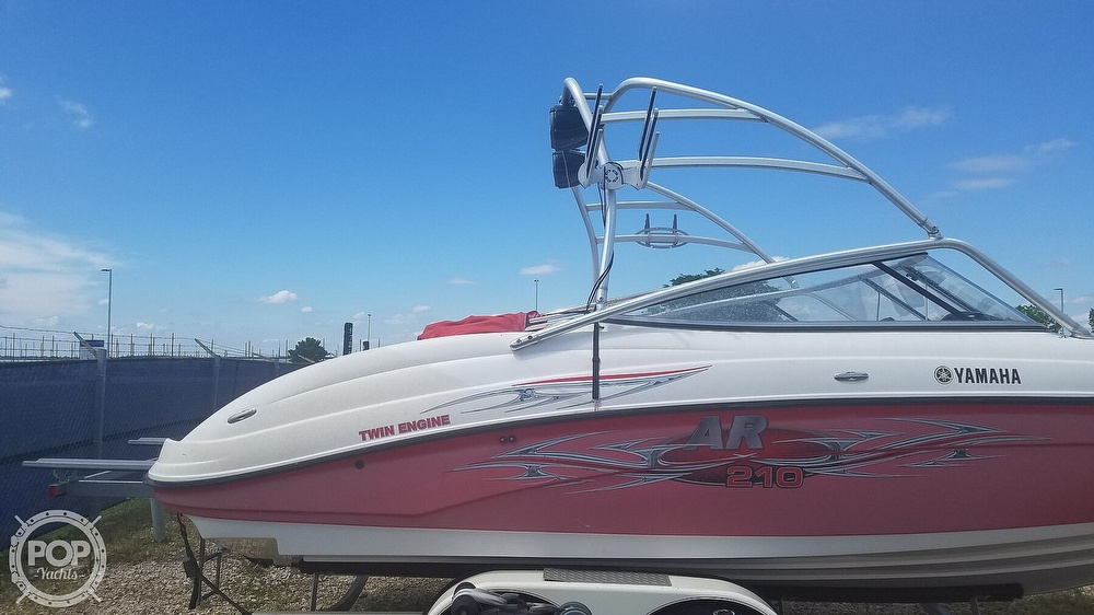 2006 Yamaha boat for sale, model of the boat is AR 210 & Image # 11 of 40