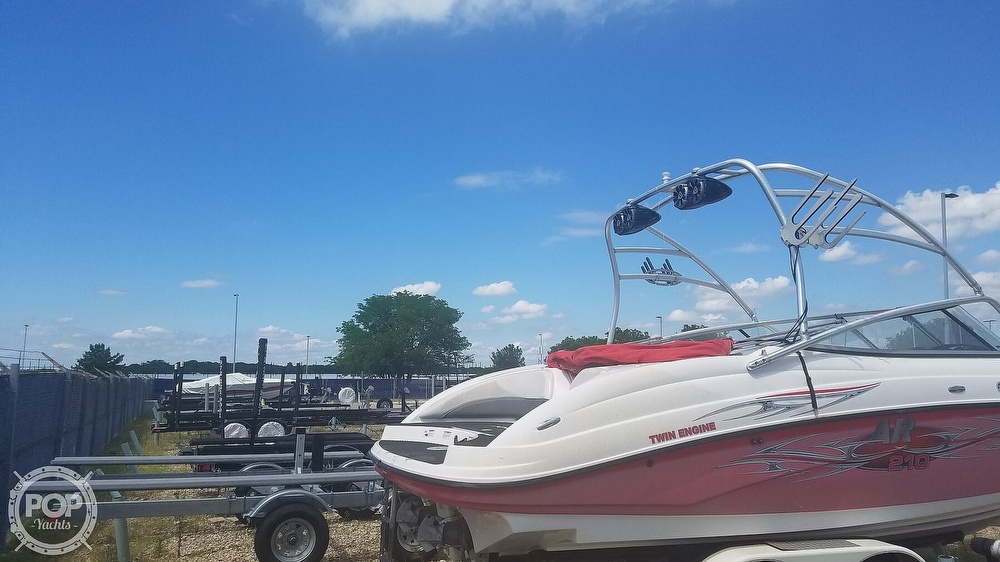 2006 Yamaha boat for sale, model of the boat is AR 210 & Image # 13 of 40