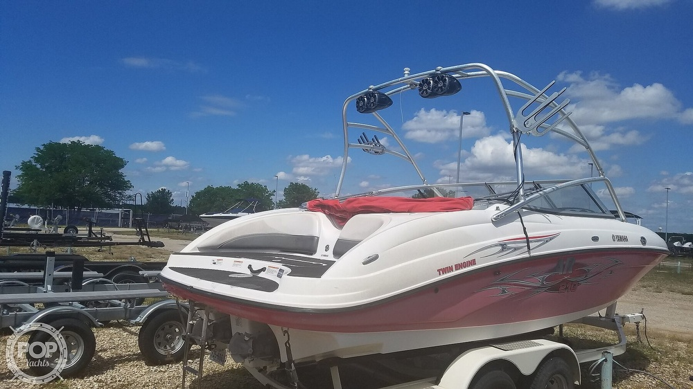 2006 Yamaha boat for sale, model of the boat is AR 210 & Image # 14 of 40