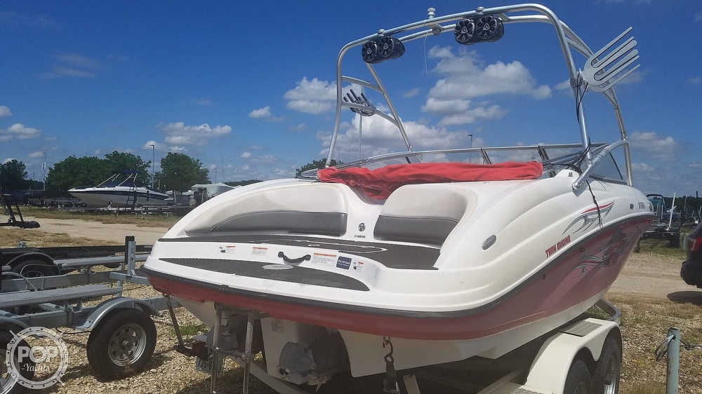 2006 Yamaha boat for sale, model of the boat is AR 210 & Image # 15 of 40